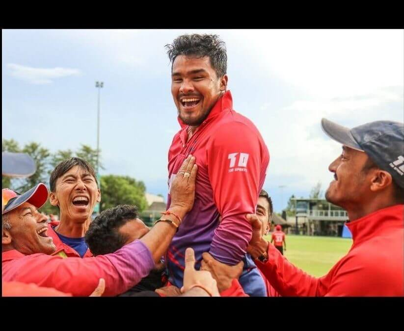 Top Six HISTORIC Moments in Nepali Cricket