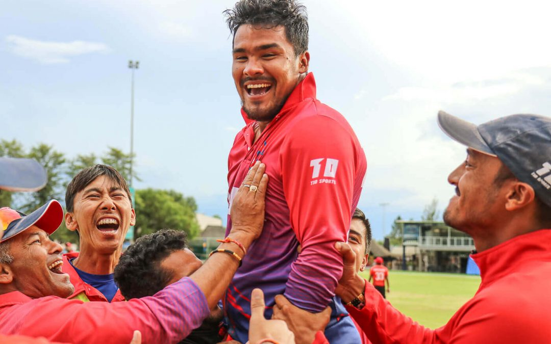 Top 6 Historic Moments in Nepal Cricket