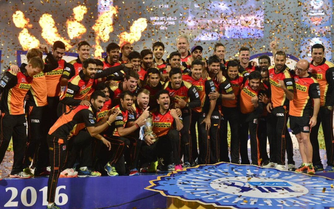 Will Sunrisers Rise Again ???